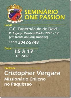 Seminario One Passion